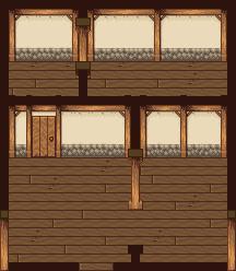 house interior pixelation