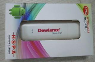 dewlance datacard box