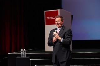 Oracle HCM Keynote Speaker Mark Hurd 6