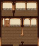 house interior new wall