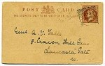 200px Postal card UK 1890